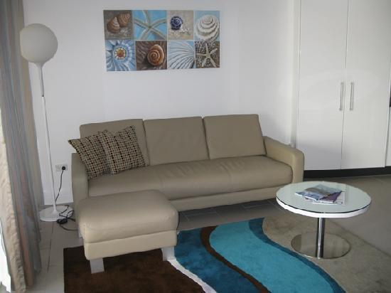 Rumba Beach Resort: Lounge - apt 205