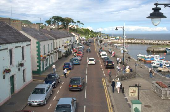 Carnlough A2 looking North