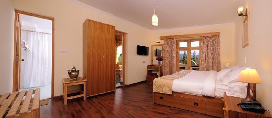 Ladakh Residency: SPACIOUS ROOMS