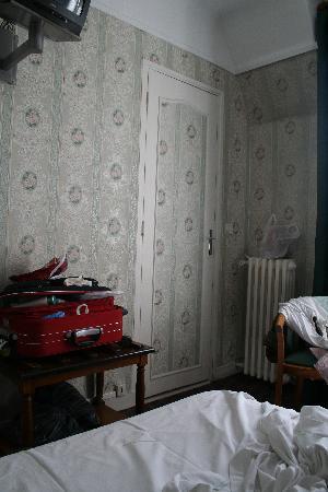 Hotel Ambassadeur : algo pequeñito... ou ou o
