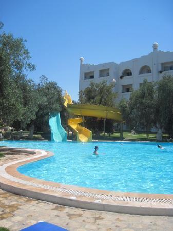 Hammamet Garden Resort & Spa: pisine
