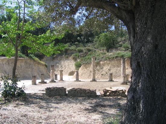 Villa Christina: Nemea - the ancient sit