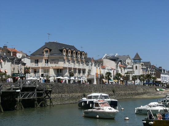 Pornic, Francia: Hotel Beau Soleil 1