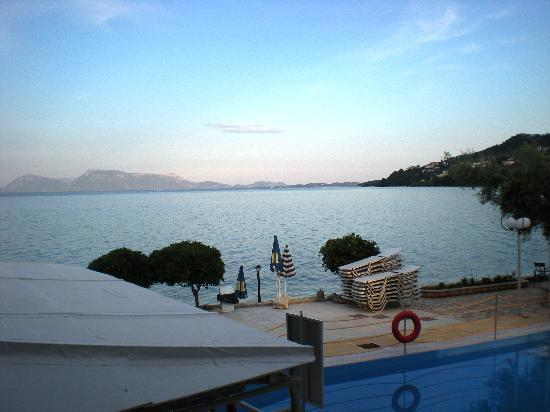 Nikiana Beach: camere con balcone