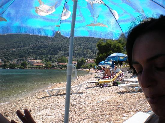 Nikiana Beach: spiaggia hotel