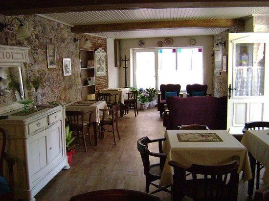 Cafe Caramel : inside