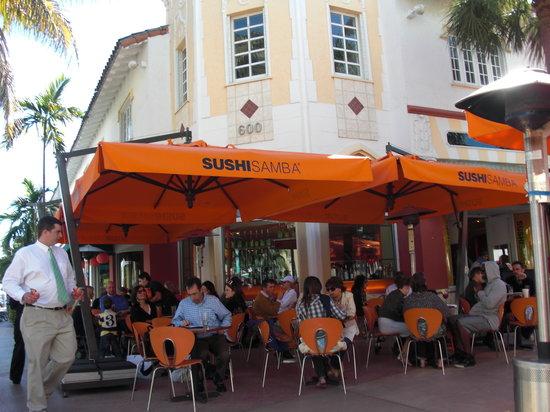 Sushi Samba South Beach