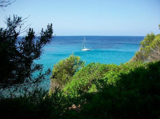 Veraclub Minorca: il mare blu