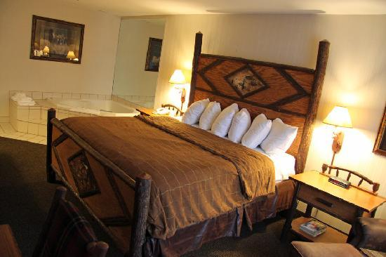 ClubHouse Inn West Yellowstone: Room impressions 2
