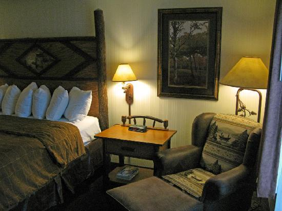 ClubHouse Inn West Yellowstone: Room impressions 4