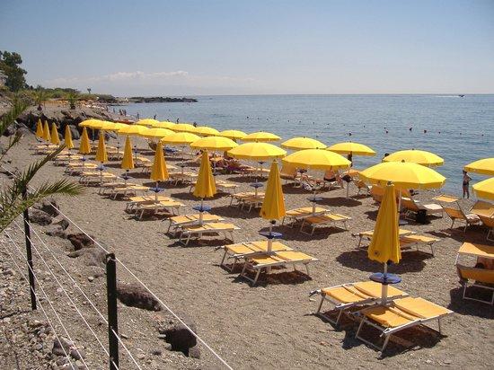 La Spiaggia Picture Of Hilton Giardini Naxos Giardini