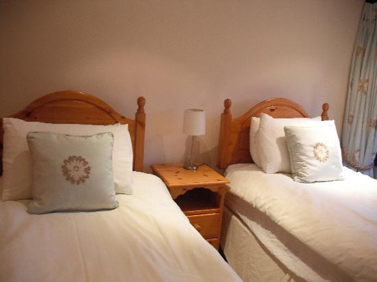 Cumberwell Country Cottages: Bedroom - taken on my 4th visit in July 2010