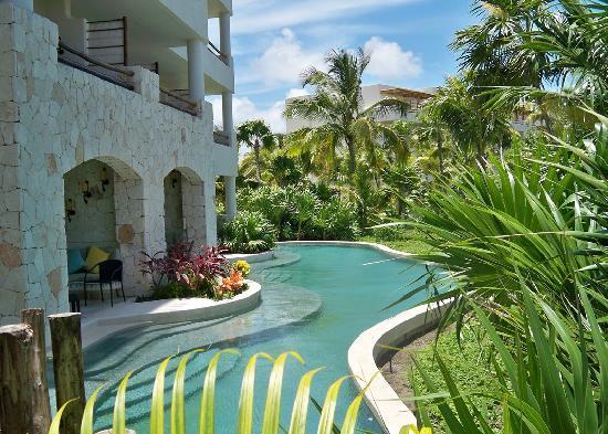 Secrets Maroma Beach Riviera Cancun: Villaggio