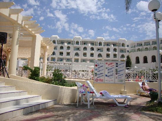El Mouradi El Menzah: foto dell hotel