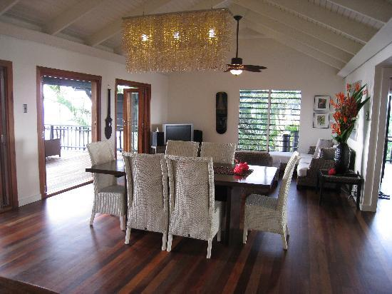 Taveuni Palms Resort: Inside the villa