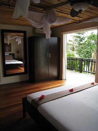 Taveuni Palms Resort: Our bedroom