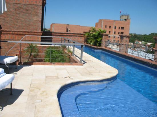 Hotel Las Margaritas: Pileta