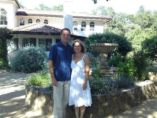 Casa Lana Bed & Breakfast: before wedding at Casalana
