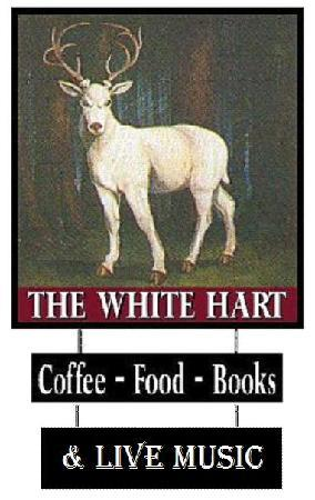 The White Hart Cafe: The White Hart, 1208 Main St