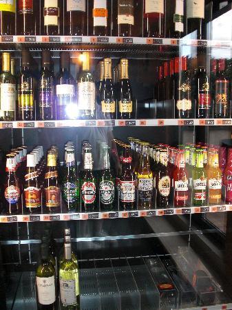 Self Service Bar Picture Of Iq Hotel Roma Rome