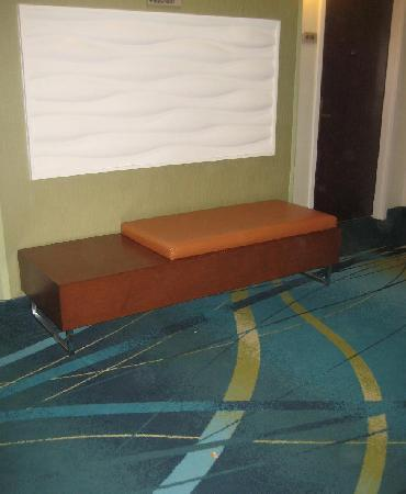 SpringHill Suites Chicago Lincolnshire: lobby