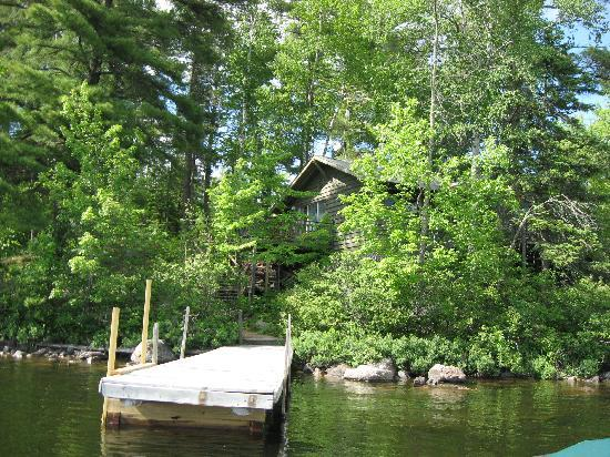 Ludlow's Island Resort: Bayside Cabin