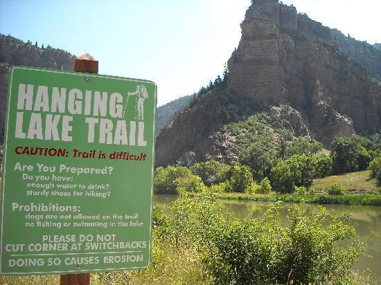 Glenwood Springs, CO: Wanderschild