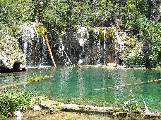 Hanging Lake Trail: HANGING LAKE in voller Pracht!