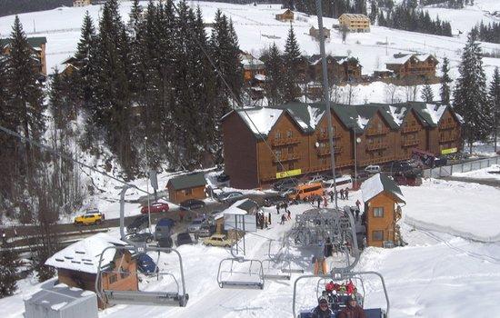 吉馬斯諾滑雪溫泉公寓酒店