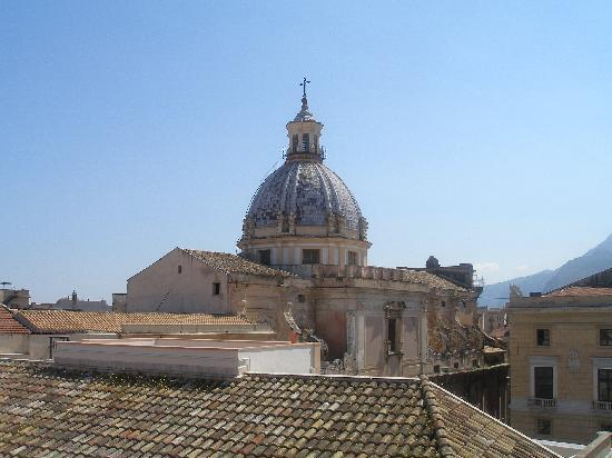 Grande Albergo Sole: Rooftop view