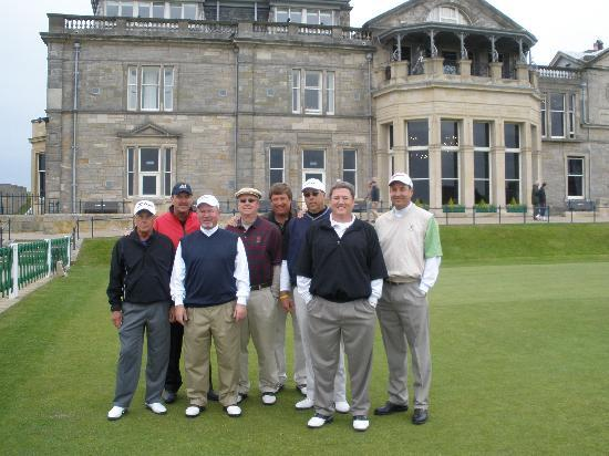 Burness House : At the Old Course