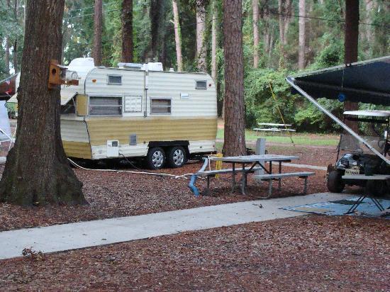 Jekyll Island Campground : 2