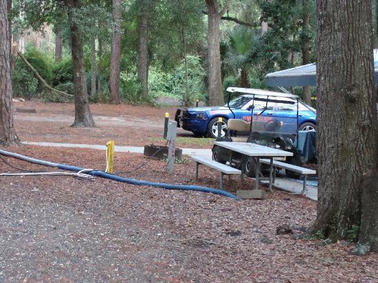 Island Camping Resort Reviews