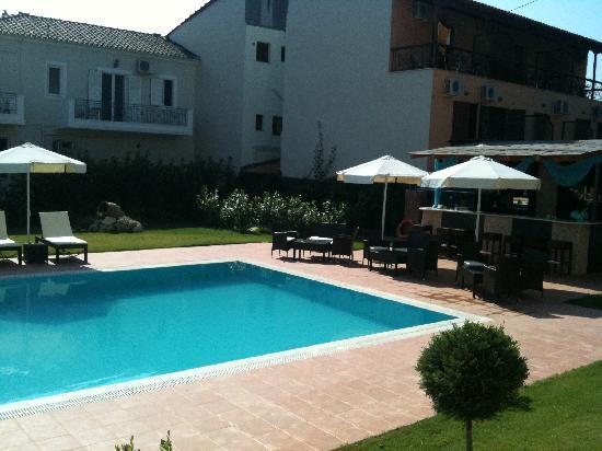 Hotel Eleana: Bar