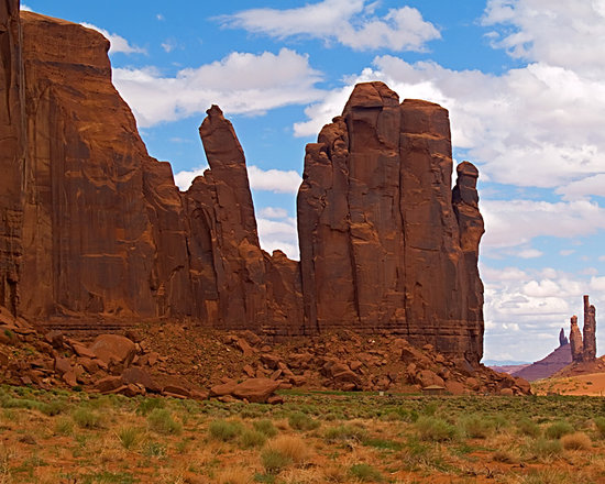 Monument Valley, UT: The Hand