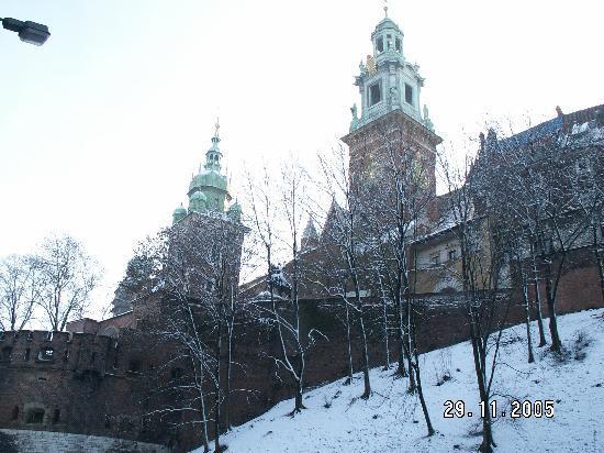 Cracovie, Pologne : Wawel