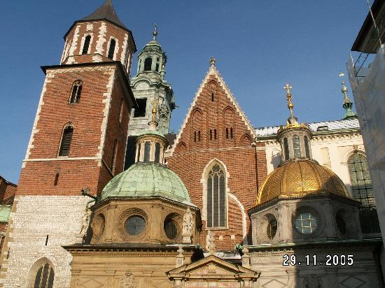 Krakow, Poland: The Cathedral