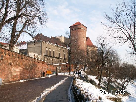 Krakow, Poland: Wawel
