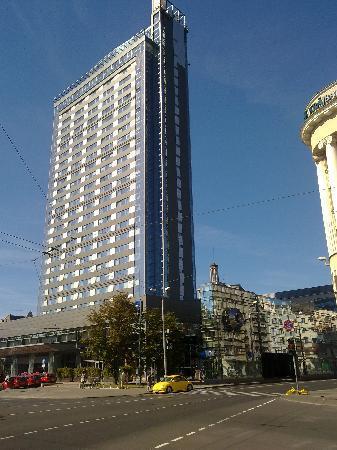Radisson Blu Latvija Conference Spa Hotel View