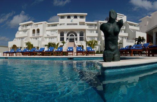 Hotel Casa Turquesa: Front Hotel
