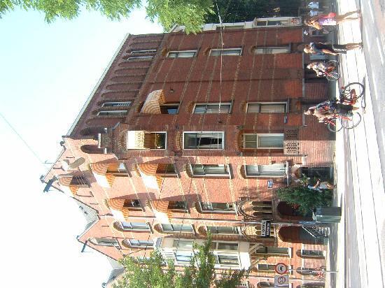 Hotel Museumzicht: The hotel