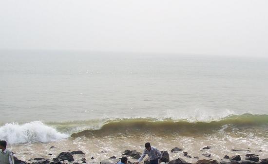 Hotel Sonar Bangla - Digha: Coastal Wave