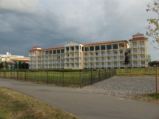 Morada Strandhotel: Hauptansicht