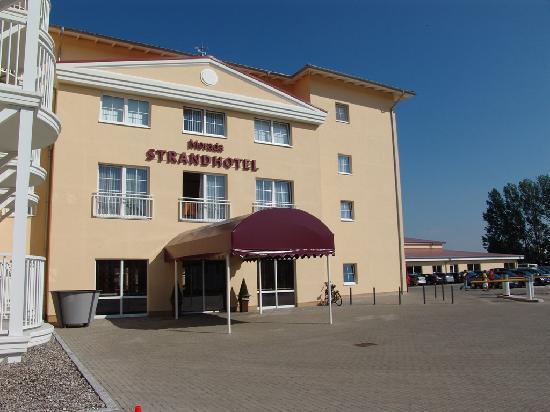Morada Strandhotel: Eingangsbereich
