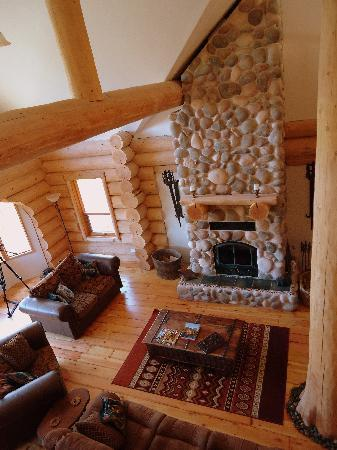 Clearwater Springs Ranch: Common room