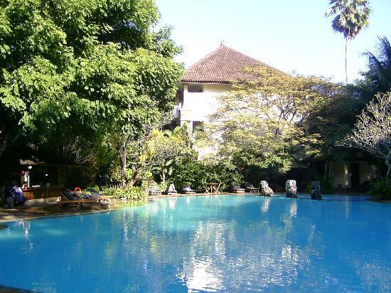 Hotel Kumala Pantai: Great Pool - Older Pool - June 2010