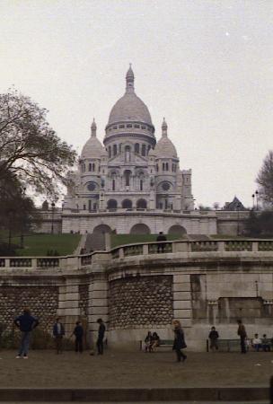 Παρίσι, Γαλλία: Sacre Ceur
