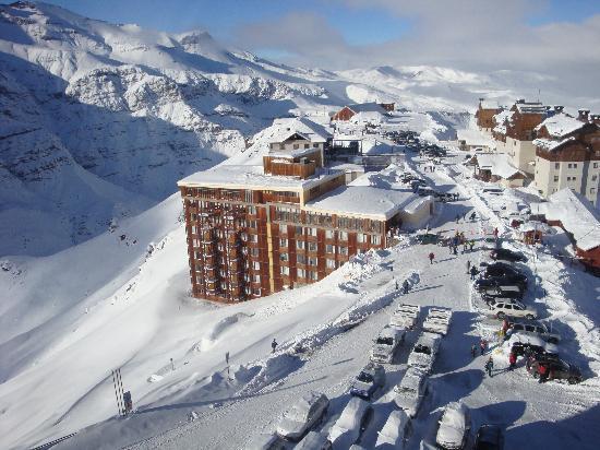 Puerta del Sol Hotel: Vista desde la habitacion! Hermoso!