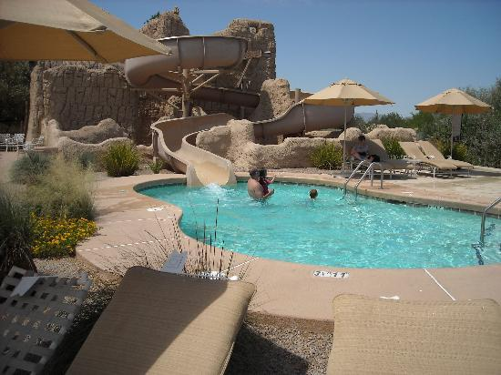 Pool picture of sheraton grand at wild horse pass chandler tripadvisor for Chandler public swimming pools