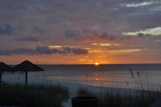 Seven Stars Resort & Spa: Sunset Seen From the Beach Bar